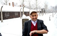 Holocaust survivors went to Auschwitz-Birkenau (Poland) on January 26, the eve of the 70th anniversary of the liberation of the extermination camp.