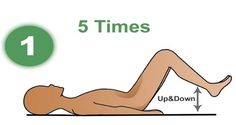 1 Minute Video That Will Relieve The Pain From Sciatic Instantly!!