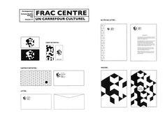 FRAC : Identité visuelle en2CVGEP - Avril 2012