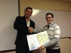 Felicitaciones Francisco Morales!!!