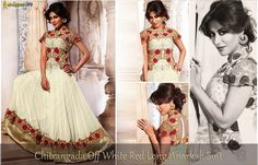 Now you can get extra discount on #ChitrangadaSingh Off White Red Long #AnarkaliSuit. Pay Online & Get Extra 5% Discount. Shop Now:- http://www.shoppers99.com/chitrangada_singh_designer_anarkali_suits/chitrangada_off_white_red_long_anarkali_suit_t-528-1145