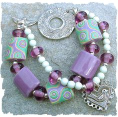 Javabead: Bead Soup Blog Party ... The Big Reveal!!! #beadsoupblogparty #bracelet