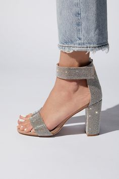 Sparkle And Shine Heel | Free People