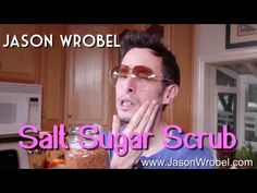 J-Wro, shows you how to make an easy, affordable, homemade Organic Salt Sugar Scrub. This gentle, energizing scrub will exfoliate and smooth your skin with organic superfoods like Himalayan Crystal Salt, Coconut Palm Sugar and Sachi Inchi Oil. Your skin will feel like newborn baby buttcheeks in no time!