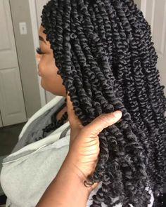 Faux Locs Hairstyles, Black Girl Braided Hairstyles, Twist Braid Hairstyles, Crochet Braids Hairstyles, African Braids Hairstyles, Twist Braids, Black Women Hairstyles, 5 Braid, Beauty Tricks