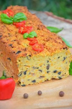Pasztet warzywny (Pasztet z warzyw, Pasztet bezmięsny) Mexican Food Recipes, Vegetarian Recipes, Cooking Recipes, I Love Food, Good Food, Yummy Food, My Favorite Food, Favorite Recipes, Savory Pastry