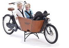 Le rêve / Babboe Bakfiets