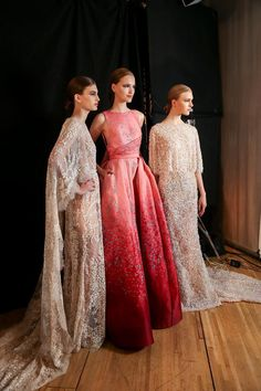 skaodi:  Elie Saab Haute Couture Fall 2014. Paris Fashion Week.   Stunning