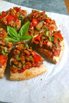 ultimate paleo pizza (grain free, gluten free, 21 DSD)