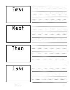 Graphic organizer template first next then last graphic sequencing graphic organizer maxwellsz