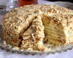 Торт «Наполеон» без выпекания / Едальня