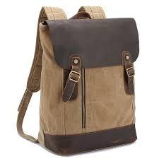 Resultado de imagem para mochila com design diferente em lona masculino
