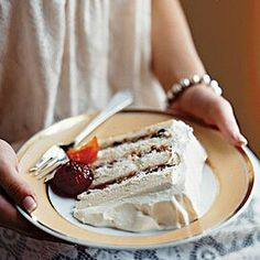 Cake Recipes, Dessert Recipes, Desserts, Lady Baltimore Cake, Golden Rum, New York Style Cheesecake, Roasted Chestnuts, Thing 1, Postres