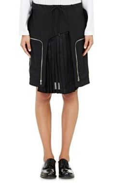 Tim Coppens Layered-Look Skirt at Barneys New York