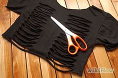 Make a Crop Top - wikiHow