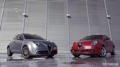 2015 Alfa Romeo MiTo, Giulietta Quadrifoglio Verde