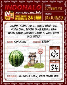 Dukun 3D Togel Wap Online Indonalo Banjarmasin 2 September 2017