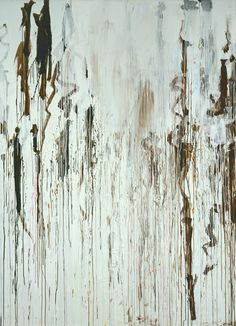 A long time favorite. Cy Twombly.