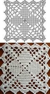 Image result for ,mas imagenescaminos de mesa a crochet en colores.