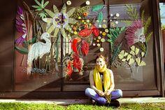 El blog de Dmc: Entrevistamos a Mercedes Güiraldes, bordando con la intuición