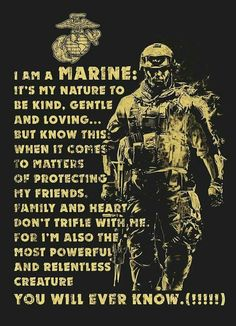 Marine Corps Quotes, Marine Corps Tattoos, Marine Corps Humor, Usmc Quotes, Us Marine Corps, Quotes Quotes, Usmc Tattoos, Military Tattoos, Crush Quotes