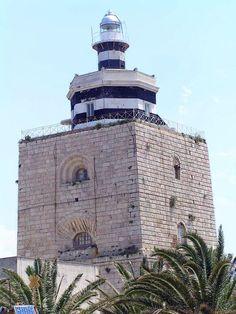 San Ranieri Lighthouse, Messina, Italy
