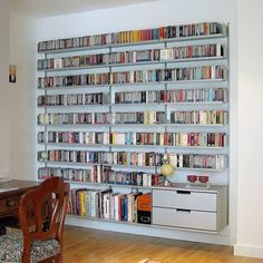 Jeri's Organizing & Decluttering News: Three (More) Ways to Store a CD Collection