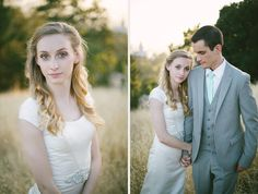 Oakland California hills bridal session -- san francisco bay area wedding photographer -- knw photography -- www.knw.io