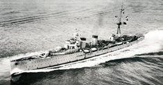 Crucero Libertad. En la guerra civil española combatió en el bando republicano. Primero de su clase, luego vendrían el crucero Almirante Cervera y el crucero Miguel de Cervantes. En la guerra civil española estos dos cruceros lucharon en el bando nacional.