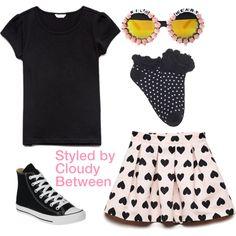 Tween Fashion Wild Heart