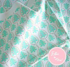 【Ellie&M's fabric】 Forest コットン生地