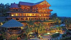The Springs Resort & Spa: The Springs Resort & Spa in Arenal combines a stunning setting with organic architecture.