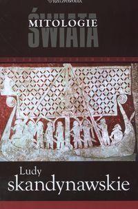 Okładka książki Ludy skandynawskie
