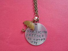 Mary Poppins inspired necklace by TinkerGirlBoutique on Etsy