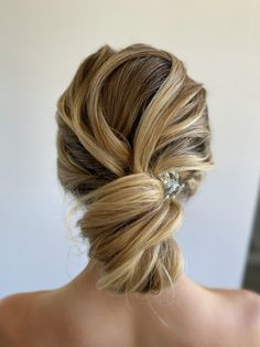 Modern Textured Low Bun | Timeless Bridal Hairstyle Great for Any Special Occasions - Weddings, Formal Parties & Special Events Creations by Kassy Wong | Perth, Western Australia | Wedding Inspirations #weddingperth #perthwedding #perthbride #perthbrides #perthweddinginspo #perthweddingideas #perthevents #perthbridetobe #perthweddings #perthcreatives #australianweddings #australianwedding #aussiewedding #australianbeauty #bridalhair #hairinspo #hairinspiration