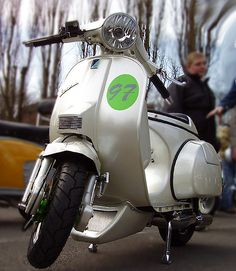Vespa Modification