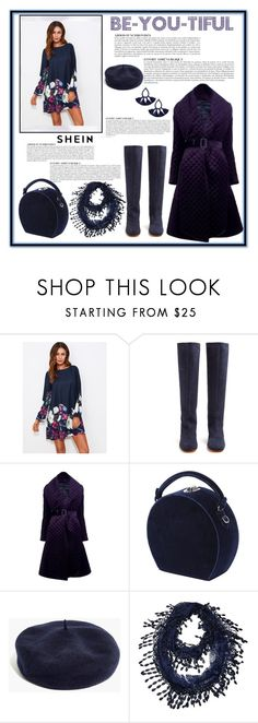 """""""Be-you-tiful"""" by krista-zou on Polyvore featuring Anja, Maryam Nassir Zadeh, Burberry, Bertoni, Madewell and Humble Chic"""