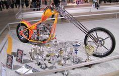 The bike called Jupiter made by Ali #motorbike #jupiter #mpmessut #moottoripyörämessut #custom #chopper paumaunparhaat.blogspot.fi