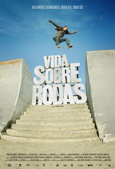 Vida Sobre Rodas (2010)  - Documentário - Primeiro documentário sobre skate feito no Brasil, ele fala sobre os últimos 20 anos do esporte no país. Com depoimentos de skatistas famosos, como Bob Burnquist e Sandro Dias, o filme relata como eles ganharam respeito e espaço na mídia.