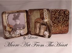 Step by Step Tin Kit by MooreArtFromTheHeart https://www.youtube.com/watch?v=Dy_BrLjKCAQ&list=WL&index=2