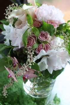 Floral Arrangement ~Jardin du I'llony~ Photo Gallery