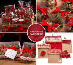 Doces de Natal - Brownies da Parapluie Pâtisserie. Clique na foto para saber o contato para encomendas.