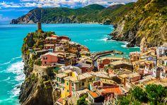 Vernazza, Cinque terre - Italia