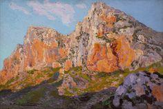 #art ~ Hermen Anglada-Camarasa ~ Bóquer, 1920