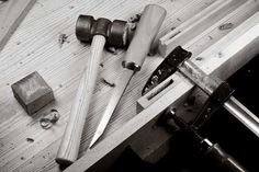 Ray Iles mortise chisels