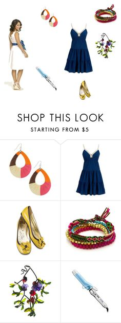 Gabriela Montez by sloanwagstaff on Polyvore featuring CHARLES ...