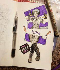 G.E.O Operative:Mira (R6:S)