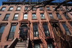 Brownstone Building