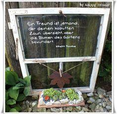 Happy Sonne: Von Hauswurz und Beton-Gugelhupf....