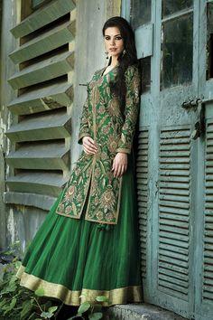 love that green colour!